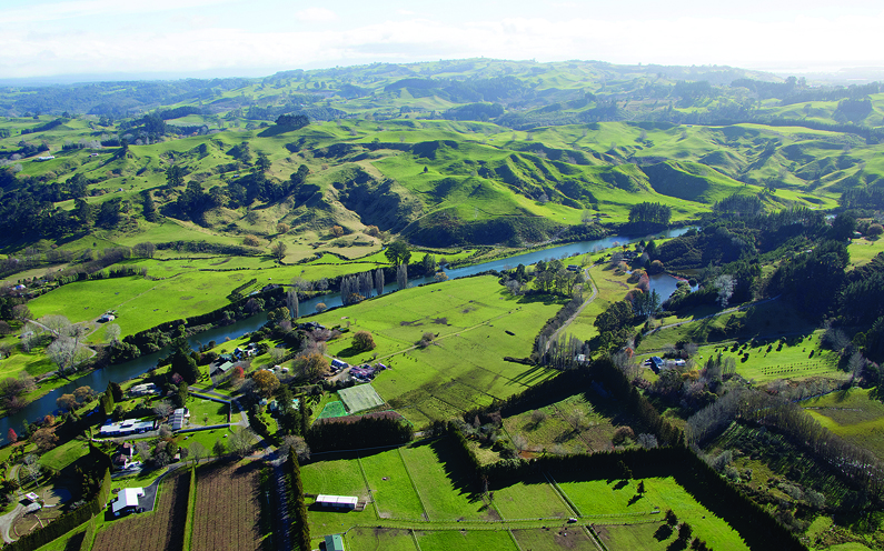 Proposal to alter boundary between Western Bay District and Tauranga City finalised